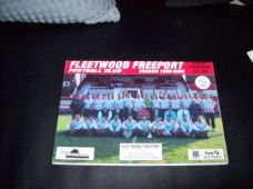 Fleetwood Freeport v Glossop North End, 1999/2000